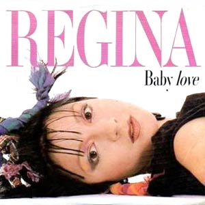 Regina - Baby Love - Single Cover