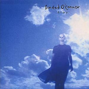 Sinéad O'Connor - Troy - Single Cover