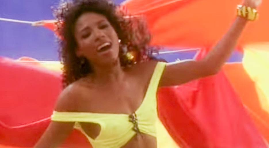 Sinitta - Right Back Where We Started From - Official Music Video