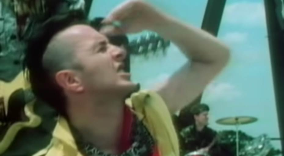 The Clash - Rock the Casbah - Official Music Video