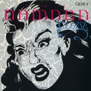 The Damned - Eloise - Single Cover