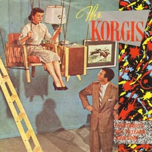 The Korgis - Everybody's Got To Learn Sometime - Single Cover