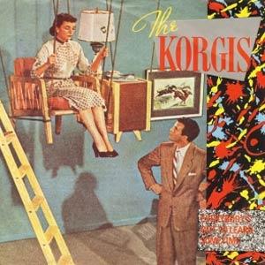 The Korgis - Everybody's Got To Learn Sometime - Single Cover