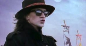 The Mission - Wasteland - Official Music Video