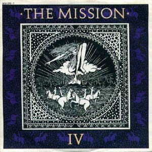 The Mission - Wasteland - Single Cover