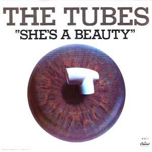The Tubes - She's A Beauty - Single Cover