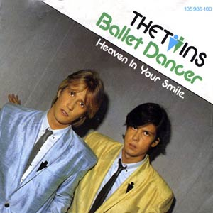 The Twins - Ballet Dancer - Single Cover