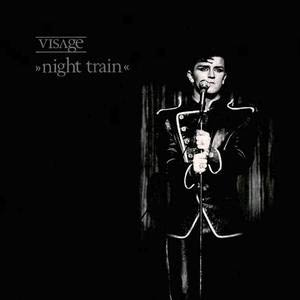 Visage - Night Train - Single Cover