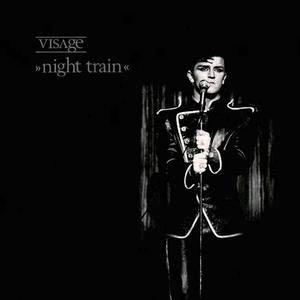 Visage - Night Train - Single Cover