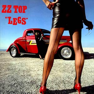 ZZ Top - Legs - Single Cover
