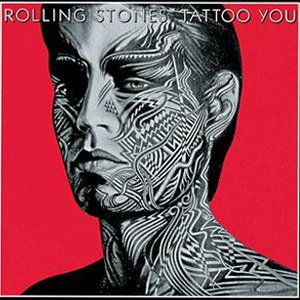 Rolling Stones Tattoo You Album Cover