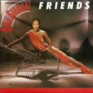 Amii Stewart Friends Single Cover