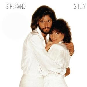 Barbra Streisand Guilty Album Cover