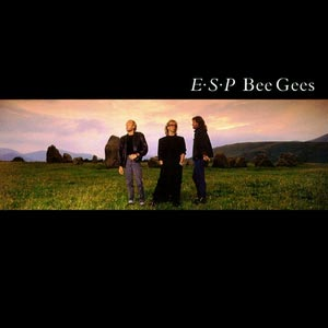Bee Gees E.S.P. Album Cover