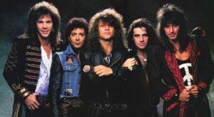 Bon Jovi 80s