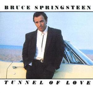 Bruce Springsteen Tunnel Of Love Album Cover