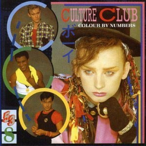 Culture Club Colour By Numbers Album Cover