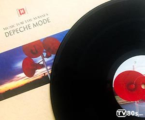 Depeche Mode Music For The Masses Vinyl