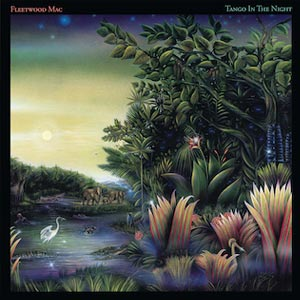 Fleetwood Mac Tango In The Night Album Cover