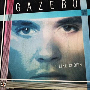 Gazebo I Like Chopin Single Cover