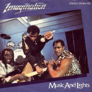 Imagination - Music And Lights - Single Cover