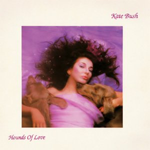 Kate Bush Hounds of Love Album Cover