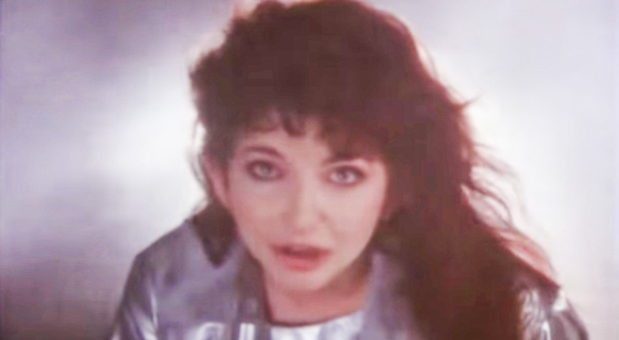 Kate Bush - The Big Sky - Official Music Video