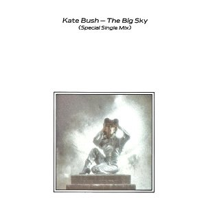 Kate Bush - The Big Sky - Single Cover