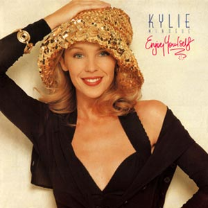 Kylie Minogue Enjoy Yourself album cover