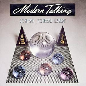 Modern Talking Cheri, Cheri Lady Single Cover