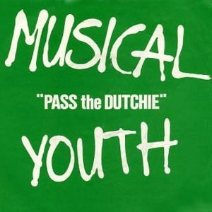 Musical Youth - Pass The Dutchie - Single Cover