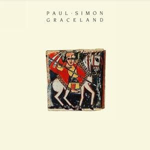 Paul Simon Graceland Album Cover