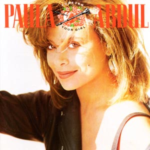 Paula Abdul Forever Your Girl Album Cover