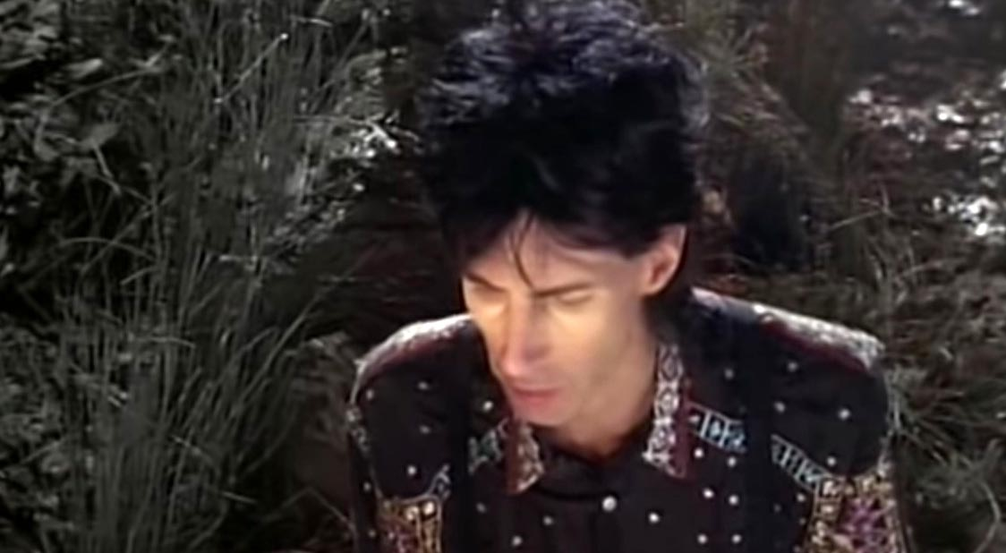 Ric Ocasek - Emotion In Motion - Official Music Video