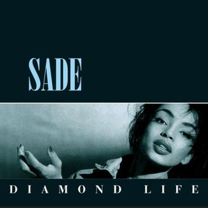 Sade Diamond Life Album Cover