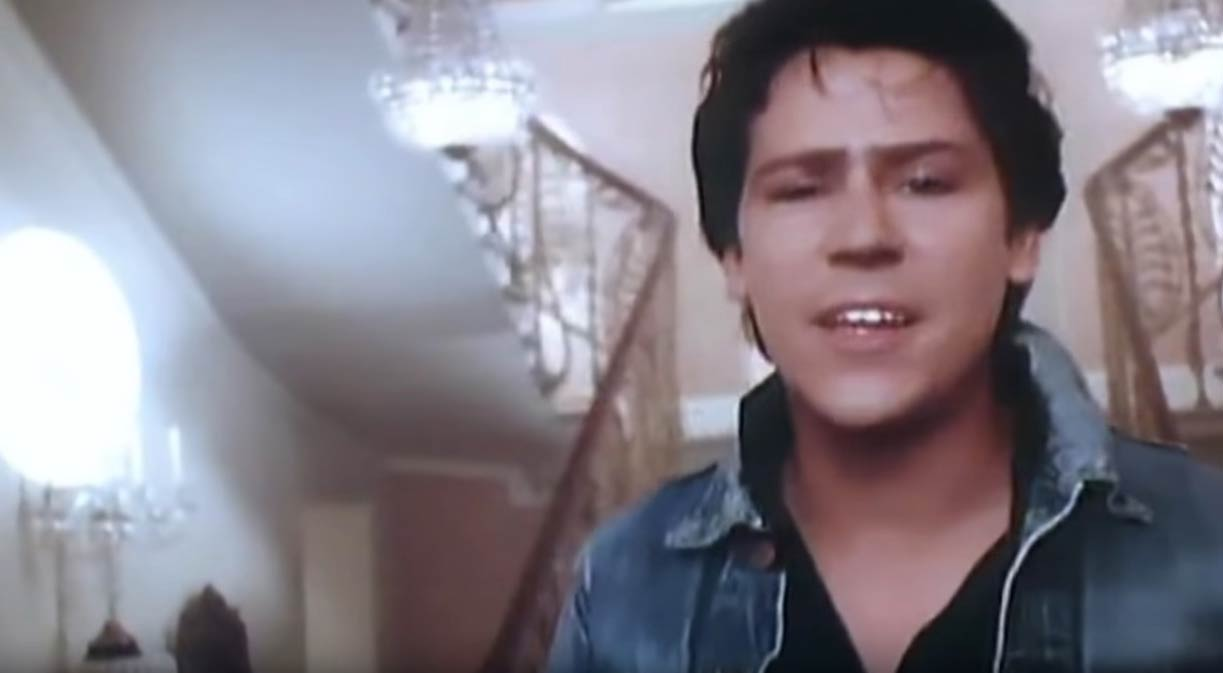 Shakin' Stevens - You Drive Me Crazy - Official Music Video