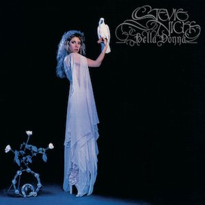 Stevie Nicks Bella Donna Album Cover
