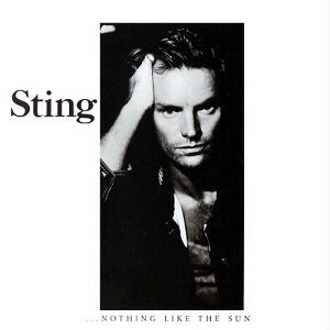 Sting Nothing Like Sun Album Cover