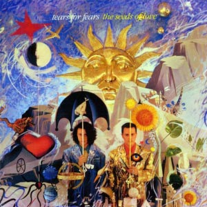 Tears For Fears Seeds Of Love Album Cover