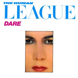 Human League Dare Album Cover