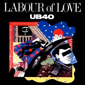 UB40 Labour of Love Album Cover