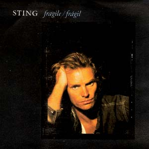 Sting - Fragile - Single Cover