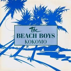 The Beach Boys Kokomo Single Cover