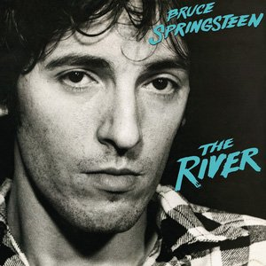 Bruce Springsteen The River Album Cover