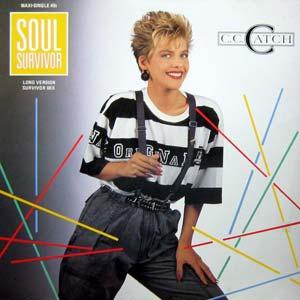 C.C.Catch Soul Survivor Single Cover