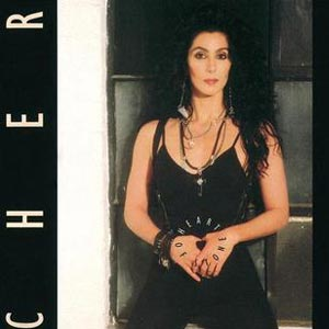 Cher Heart of Stone Album Cover