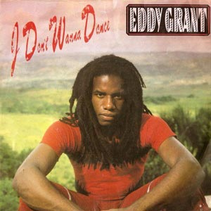 Eddy Grant I Don't Wanna Dance Single Cover