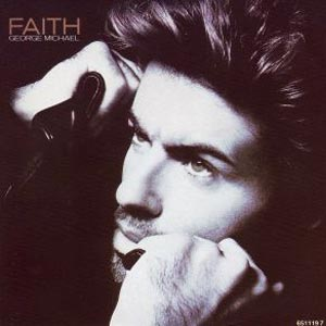 George Michael Faith Single Cover