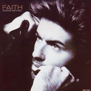 George Michael Faith Single Cover