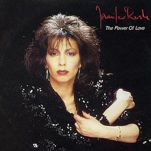 Jennifer Rush The Power Of Love Single Cover